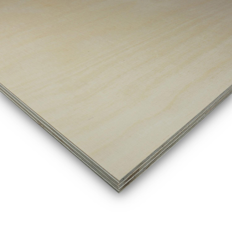 4mm Sperrholz-Platten Zuschnitt L/änge bis 150cm Birke Multiplex-Platten Zuschnitte Auswahl 140x60 cm