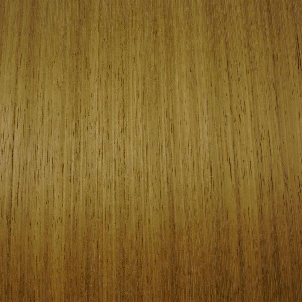Echtholzfurnier mit Schmelzkleber 30cm Iroko