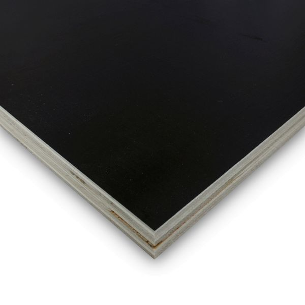 Siebdruckplatte Zuschnitt 15 mm asiatische Qualität Holzplatten Schalung