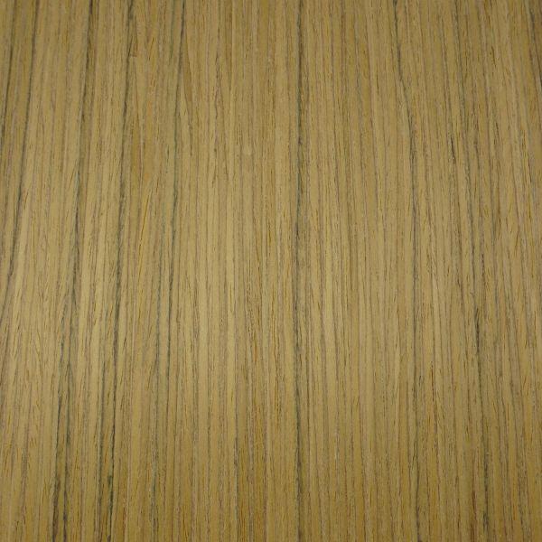 Echtholzfurnier mit Schmelzkleber 30cm Teak ähnlich