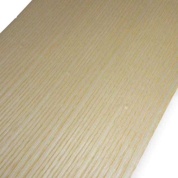 Echtholzfurnier mit Schmelzkleber 210x25cm Esche