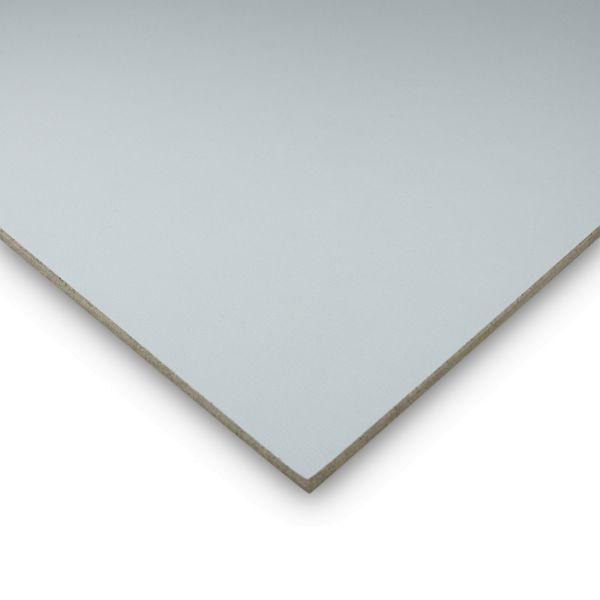 Hartfaserplatte HDF Zuschnitt einseitig weiß 3 mm Holzplatte Rückwand Boden
