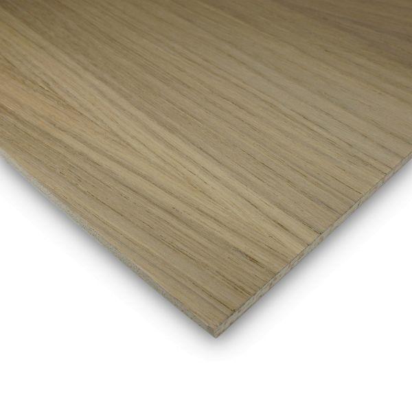 Sperrholzplatte Eiche Zuschnitt 5 mm Möbelbau Platten Echtholzfurnier