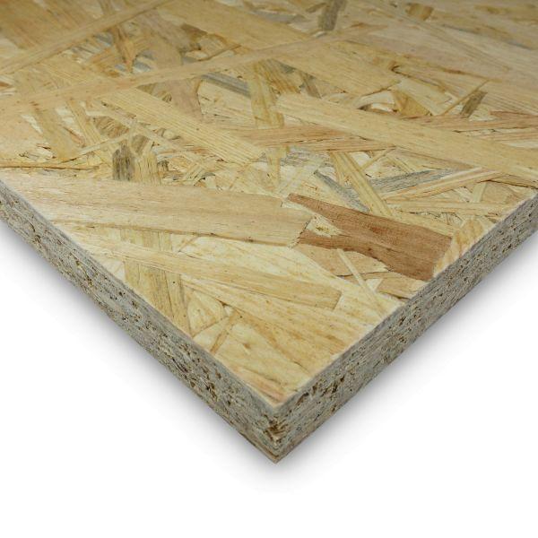 OSB Platten Verlegeplatten Zuschnitt 15 mm Holzplatten Fußboden