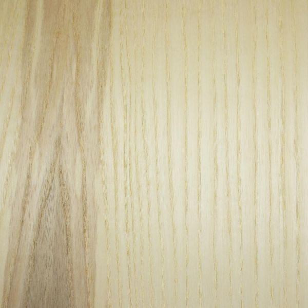 Echtholzfurnier mit Schmelzkleber 30cm Esche rustikal (Braunesche)