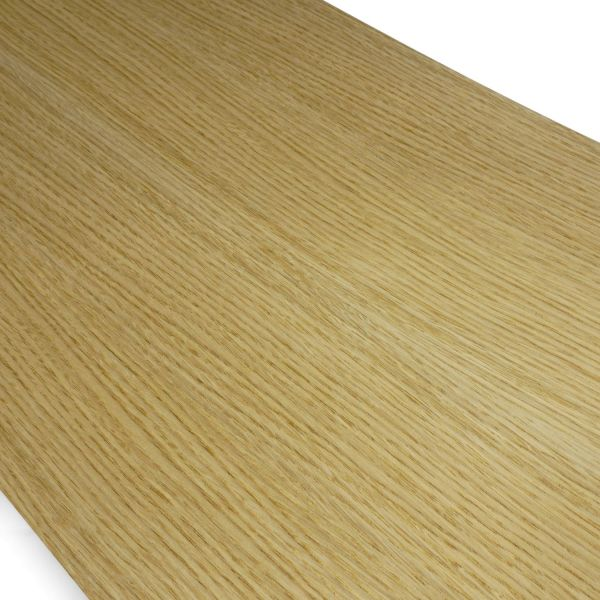 Echtholzfurnier ohne Schmelzkleber 280x28cm Eiche europäisch